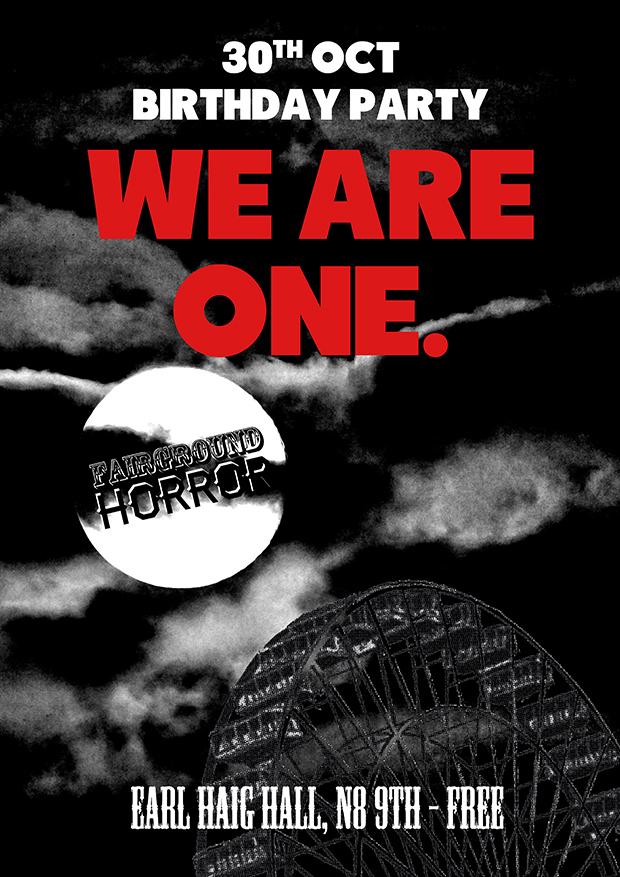 Earl Haig-Horror fairground